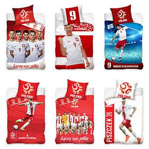 Poland-Fussball-Bettwaesche-Football-Bed-Linen-Lewandowski-Krychowiak-Piszczek