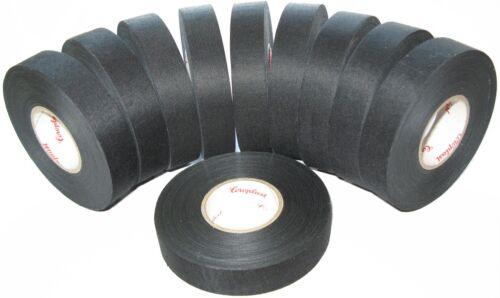 10x Coroplast kfz Gewebeband 8110 19mm x 25m Klebeband Adhesive Tape MwSt neu