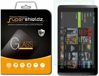 [2-pack] Supershieldz Nvidia Shield Tablet / K1 Tempered Glass Screen Protector