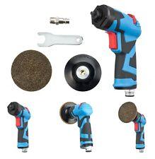 Mini Poliermaschine Multi Roloc Schleifer Druckluftschleifer 75mm Spot Repair