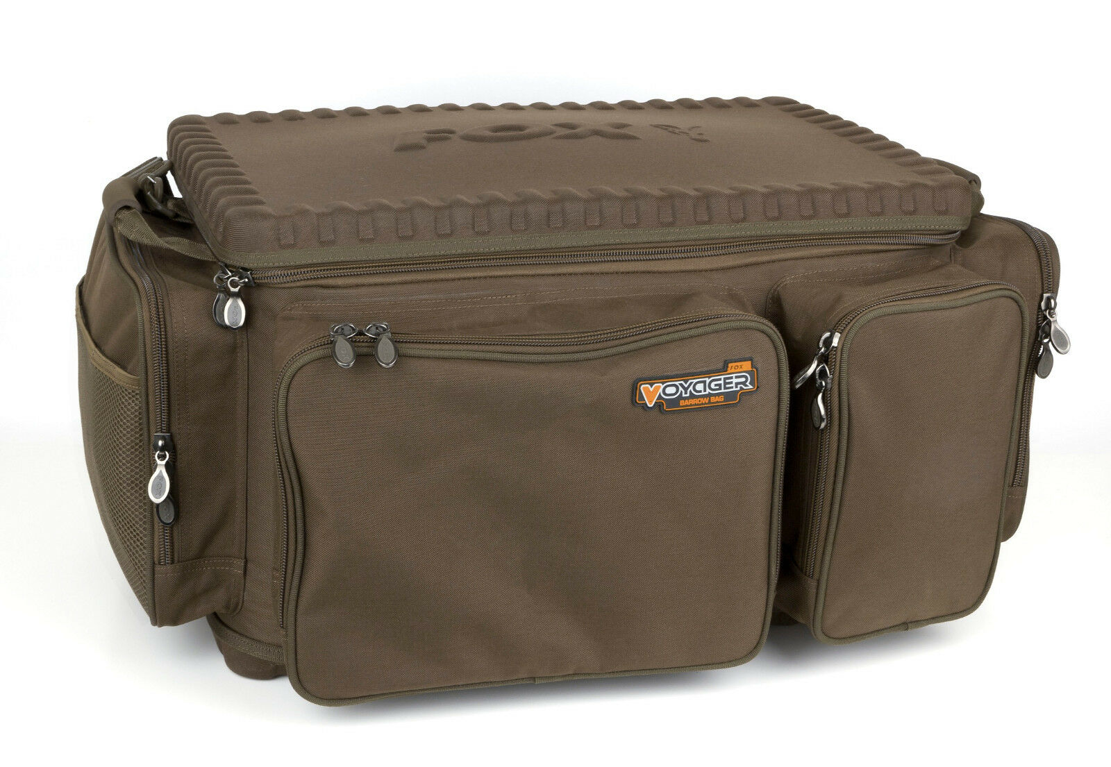 Fox Voyager Barrow Bag CLU338 Trolleytasche Barrowbag Tasche Angeltasche