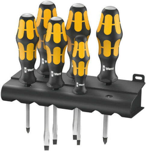 Wera Tools SALE 018282 Impact Strike Hammer Top Screwdriver Set