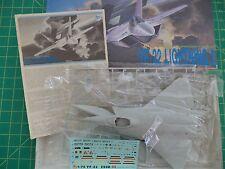 YF-22 Lightning 2 Advanced Tactical Fighter DML Kit No. 2508 1:72 scale
