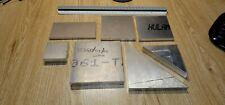 New Listingaluminum Plate Bars Scrap Block Assortment 6061 T6