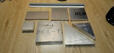 Aluminum Plate Bars Scrap Block Assortment 6061 T6