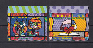 5968 ) UNO / UN  New York 1999 :   ** / MNH mint never hinged - Education