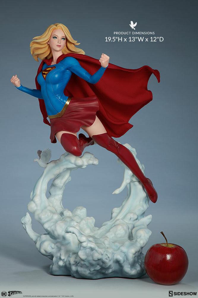 Dc  Supergirl Premium Format Sidemostrare Collectibles 300670  nuova esclusiva di fascia alta