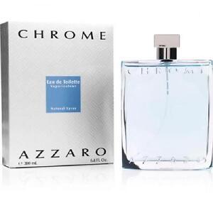 Parfum-AZZARO-CHROME-Edt-200ml-Neuf-et-Sous-Blister