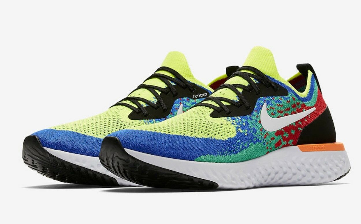Nike Epic React Flyknit 'Belgium' - AT0054 700