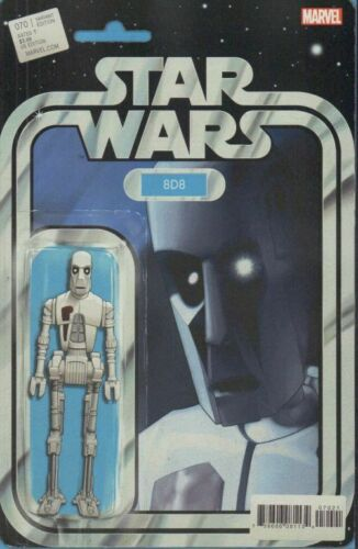 70 Action Figure Variant Cover Star Wars Nr new Neuware 2019