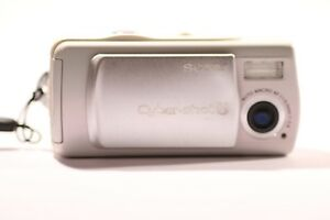 Sony-Cyber-shot-DSC-U10-1-3MP-Camara-Digital-Plata