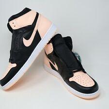 air jordan 1 rosa e bianche