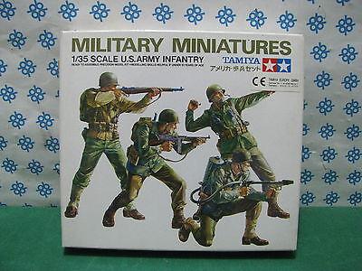 Laborioso Vintage - U.s Army Infantry - 1/35 Tamiya 35613