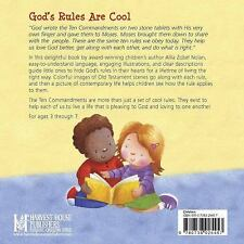 The Ten Commandments for Little Ones, Nolan, Allia Zobel, Acceptable Book