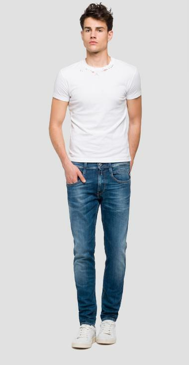 Replay Anbass Slim Fit Jeans Size 34X34