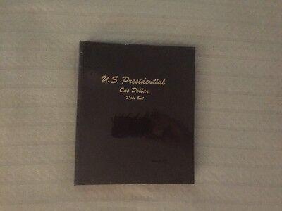 Dansco Coin Album 7186 Presidential Dollar Album Date Set one coin per President