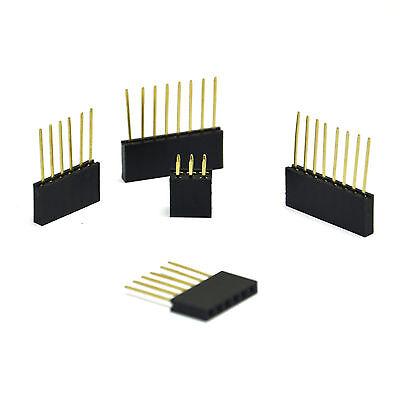 Stackable Shield Header Set Kit 6 8 Pin Tall For Arduino Shield