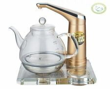 Kamjove B6 Electric Glass Tea Kettle Crystal Base Automatic Lazy Water Pipe 1L