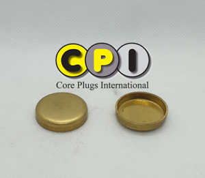 29 mm BRASS CUP type Core//FREEZE Plug