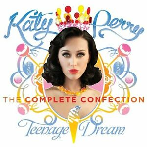 """Katy Perry Teenage Dream: The Complete Confection""""  w/obi 日版 japan press"""