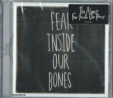 THE ALMOST - Fear Inside Our Bones - Metal Hard Rock Music CD