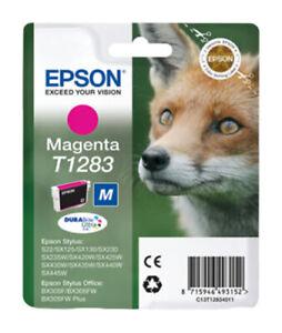 EPSON-T1283-TINTE-PATRONEN-SX125-SX130-SX230-SX235W-SX440W-SX445-DRUCKER-PATRONE