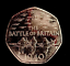 Battle-of-Britain-1940-Fifty-Pence-50p-coin-2015-Circulated-excellent-condition thumbnail 1