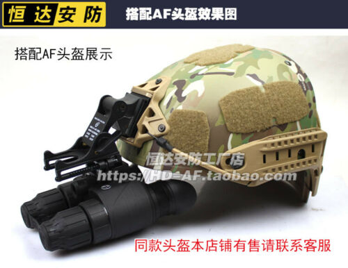 Tactical FAST Helmet Mount For pulsar EDGE GS1X20 NVG Night Vision Goggles