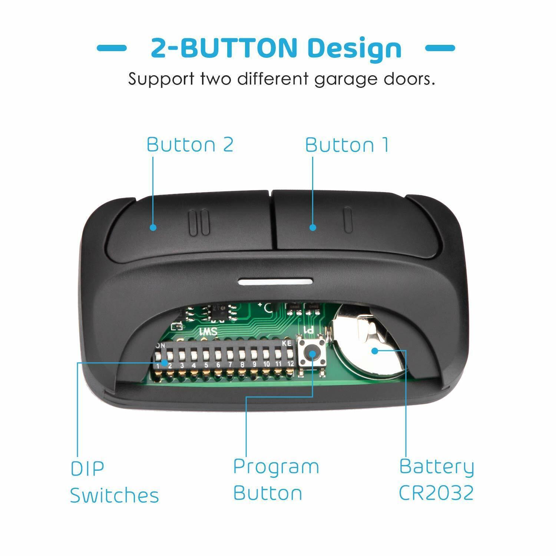 Skylink Garage Door Opener Remote Battery Dandk Organizer