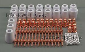 PT-31-LG-40-Plasma-Electrode-Tip-Nozzle-Extended-CUT-40-50D-CUT40D-CT-312-100pcs
