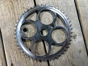 New 48t BMX Bike Chainring For One Piece Cranks