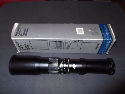 Dorr T2 Adapter M42