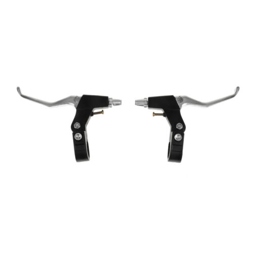 1 Pair BMX MTB Road Mountain Bike Bicycle Alloy Handle Hand Brake Levers Set