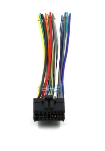 SHIPS FREE TODAY! Pioneer Wiring Harness DEH-2000MP DEH-2100IB DEH-2700