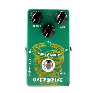Caline-CP-49-Midlander-Overdrive-Distortion-Effects-Pedal