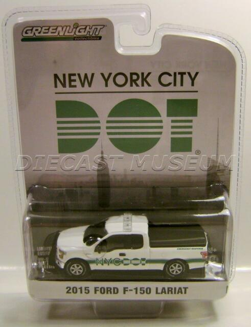 2016 FORD F150 TRUCK NEW YORK PARKS /& REC RARE 1:64 SCALE DIECAST MODEL CAR