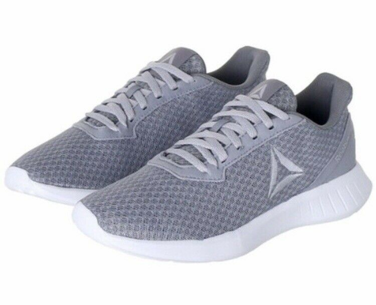 NIB Puma Womens Size 11 Reebok Lite Running Sneakers Grey Dv4622