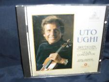 Beethoven / Tschaikovsky - Violin Concertos -Uto Ughi / Andreae