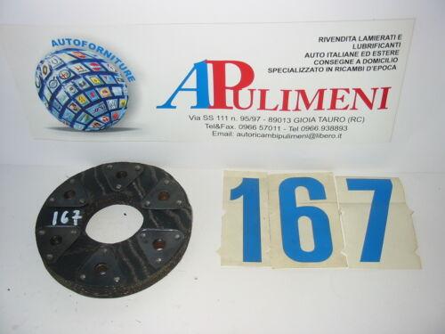 7961 GIUNTO ALBERO DI TRASMISSIONE FIAT 1100 D 1100 103-1200 ORIGINALE IN TELA!