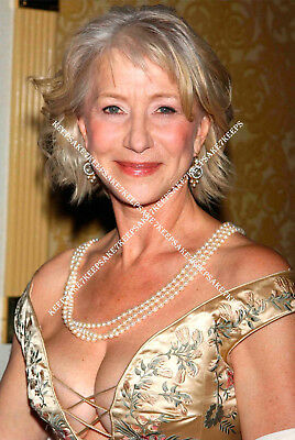 MATURE ACTRESS HELEN MIRREN GORGEOUS AND CLEAVAGE PHOTO A-HELEN3