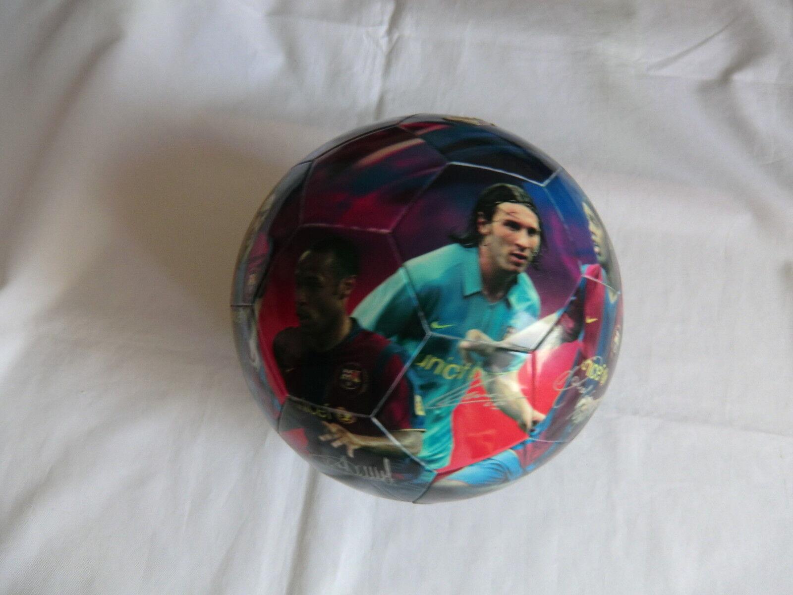 FCB Barcelona Ball  in Größe 5 siehe Fotos Fotos Fotos 334ee1