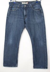 Levi's Strauss & Co Hommes 514 Slim Jeans Jambe Droite Taille W36 L30 BBZ583
