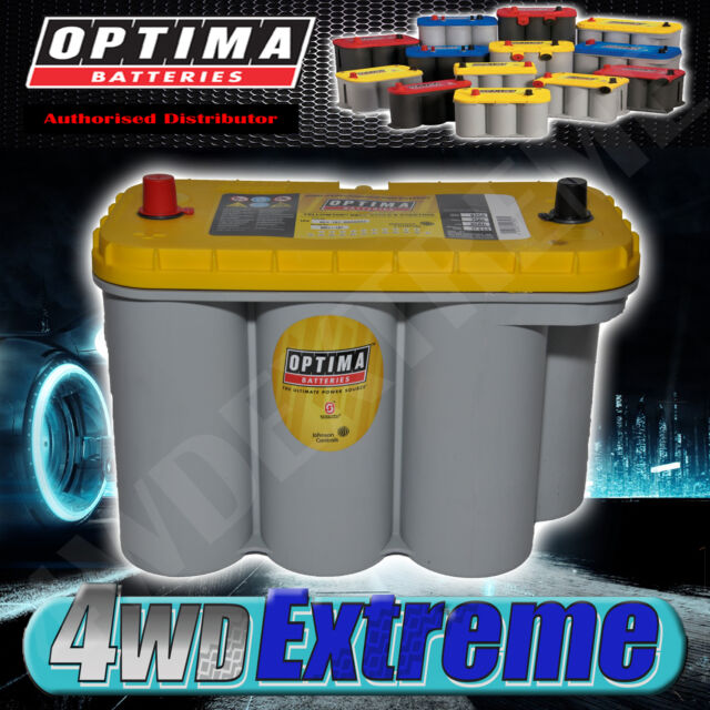 Optima D31a Yellow Top Deep Cycle Battery