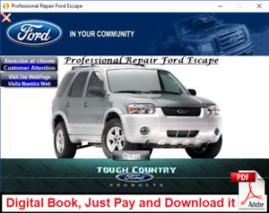 2007 ford escape manual pdf