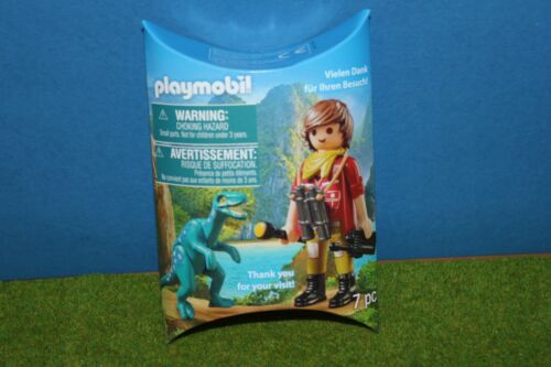 Playmobil Werbefigur Spielwarenmesse 2018  MANN  NEU OVP MISB