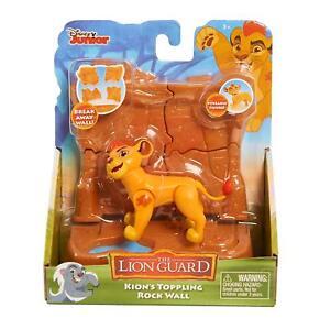 The Lion King Guard Junior KION/'S Toppling Rock  Playset Walt Disney Jr  Figure