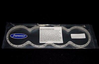 Supertech Honda Prelude H22A H22A1 H22A4 Block Guard BG-H22A
