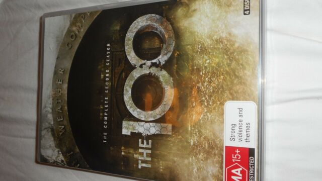 the 100 season 2 dvd set