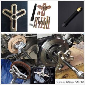 21X-Car-Harmonic-Balancer-Steering-Wheel-Puller-Kit-Gear-Crankshaft-Tool-Pulley