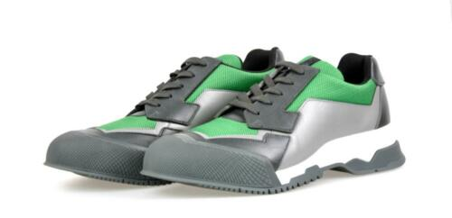 5 Vert 4e2748 Chaussures Anthracite 43 Prada 43 Nouveaux Luxueux 9 IqwzTz